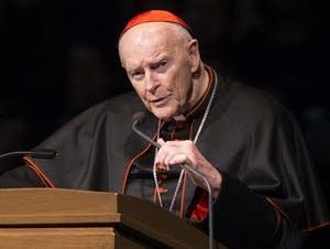 Cardinal Theodore Edgar McCarrick