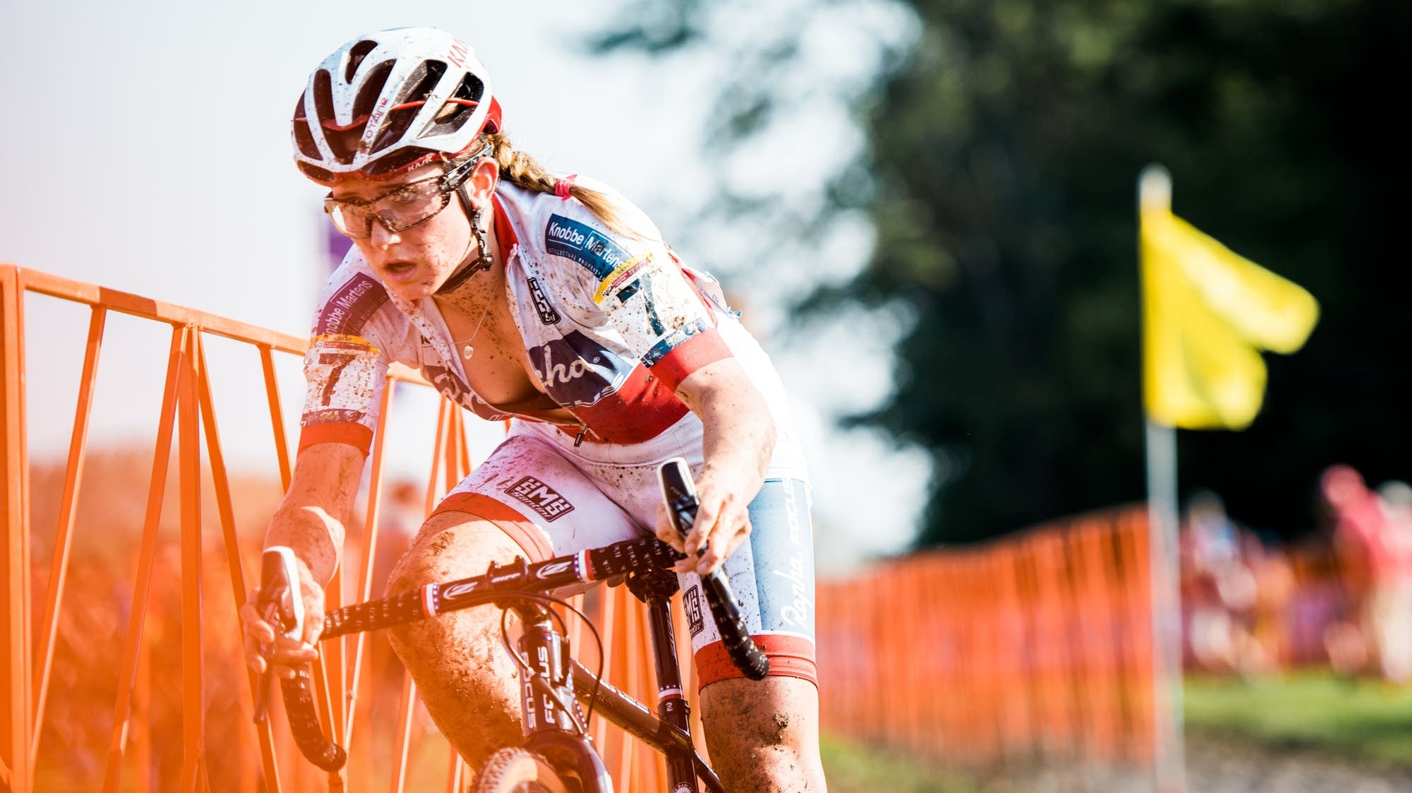Photos: Mix a road race and mountain bike race, add mud ...