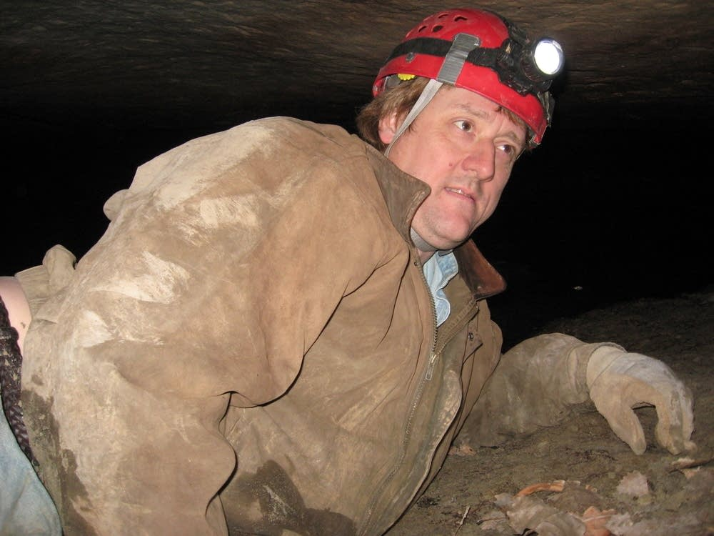 Greg Brick explores Carver's Cave