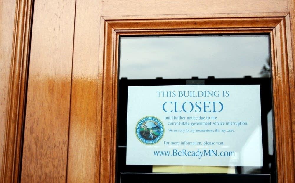 Capitol closed
