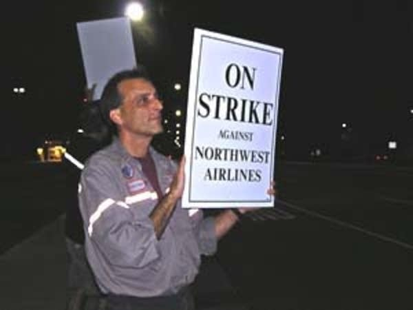 Mechanics on strike