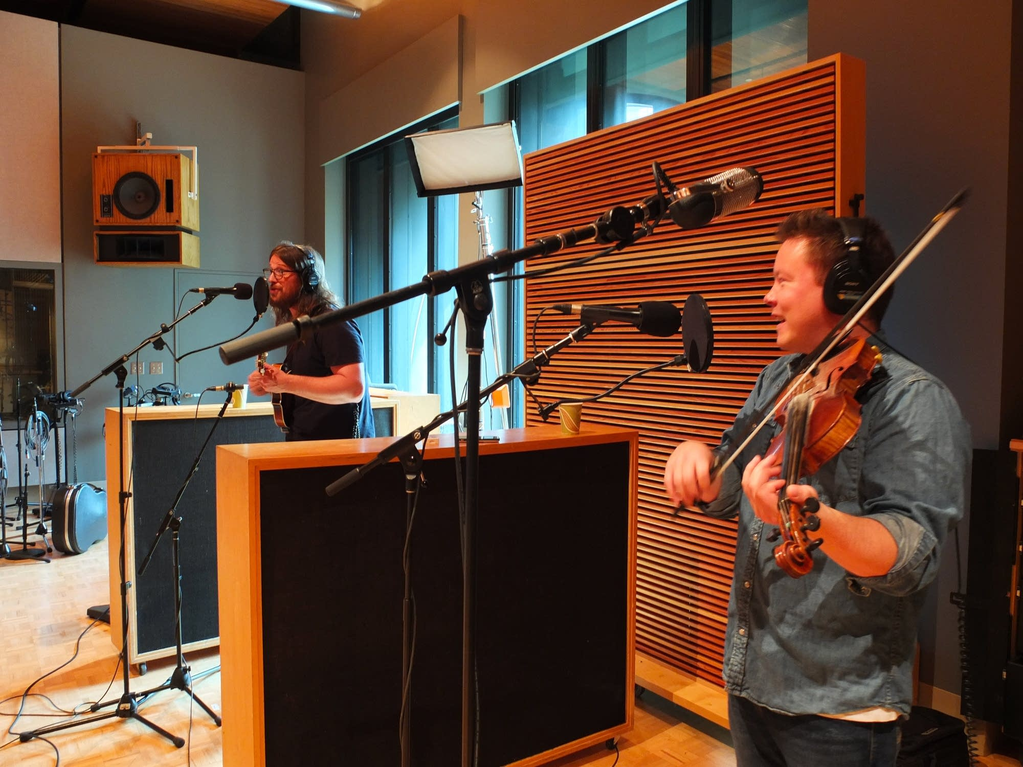 Kind Country perform at Radio Heartland