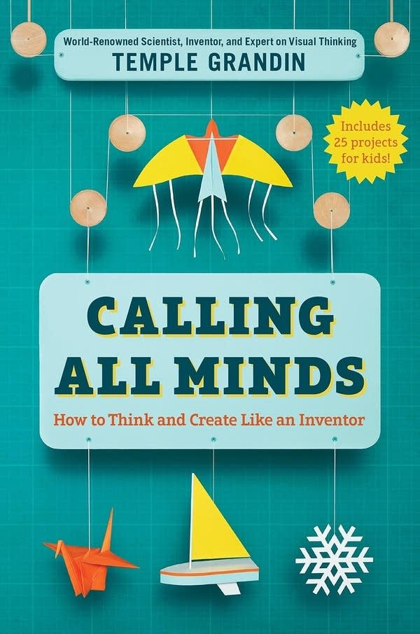 Julie's Library: Calling All Minds