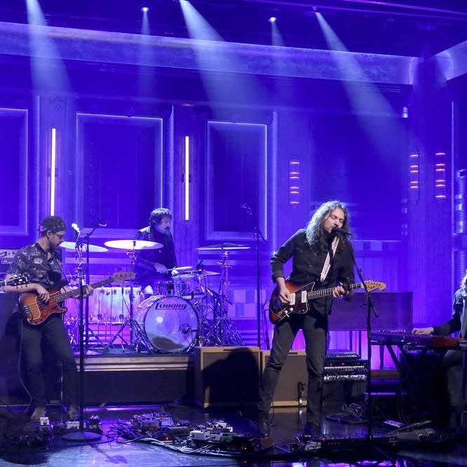 The War on Drugs on 'The Tonight Show Starring Jimmy Fallon'
