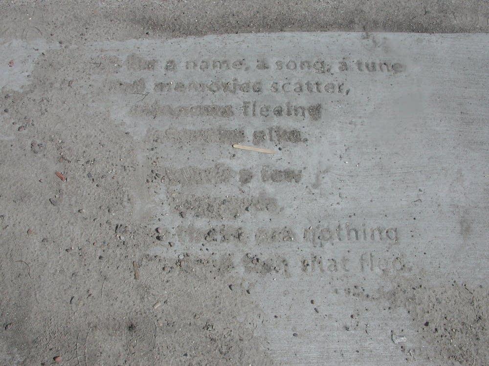 Dementia poem