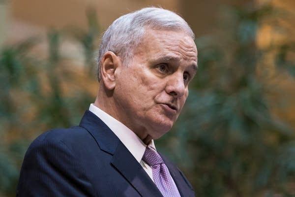 Minnesota Governor Mark Dayton