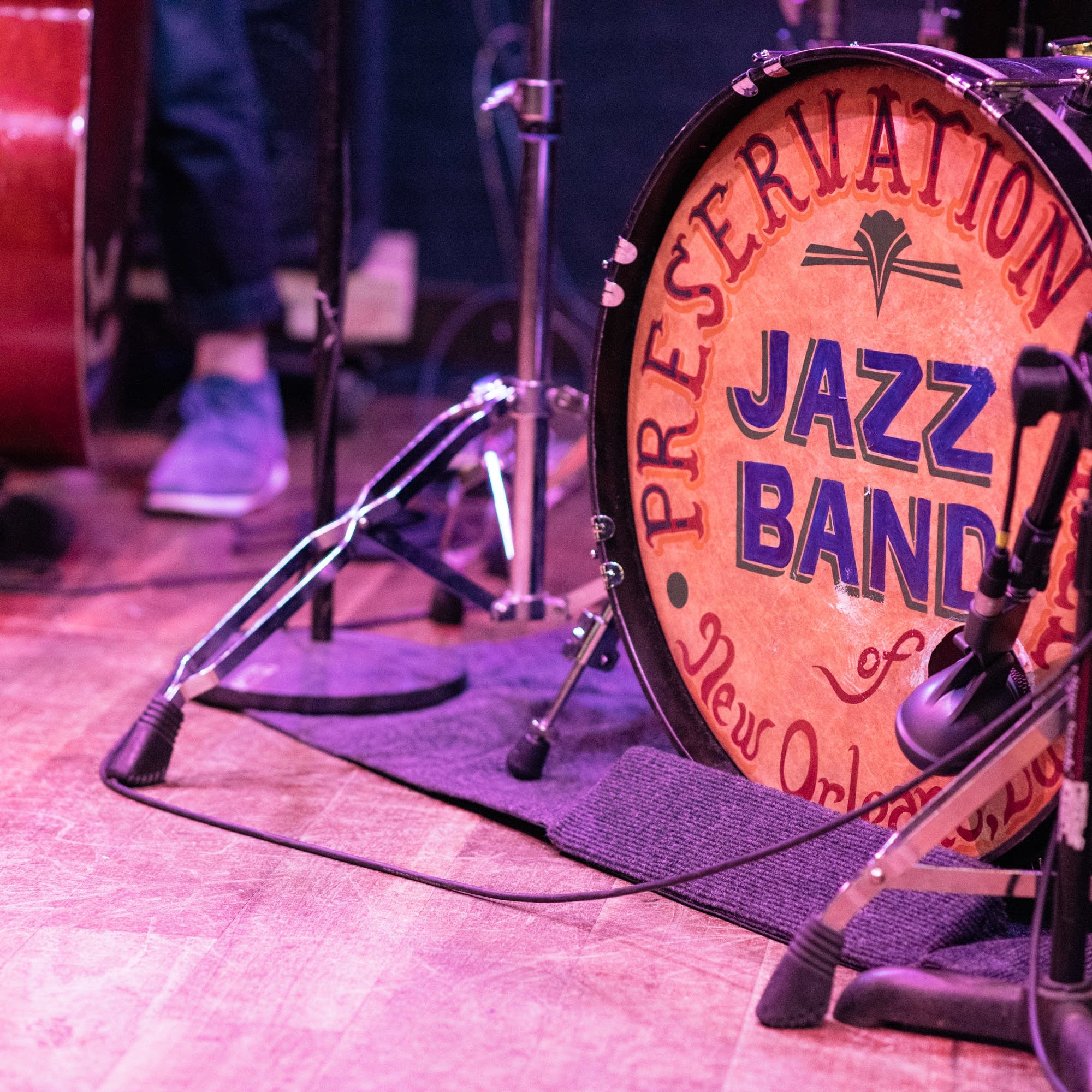 Preservation Hall Jazz Band MicroShow at the Dakota