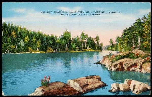 Lake Vermilion, St. Louis County.