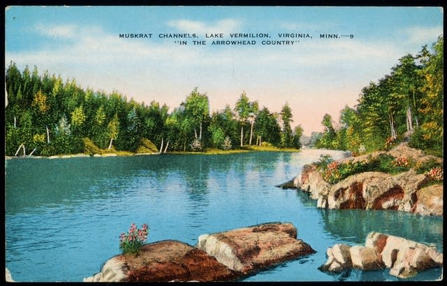 Lake Vermilion, St. Louis County.