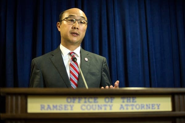John J. Choi speaks about Philando Castile.