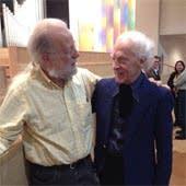 Michael Barone and Jean Guillou at St. Luke's Episcopal Church, Dallas