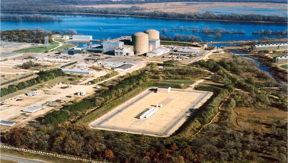 Prairie Island nuclear power facility