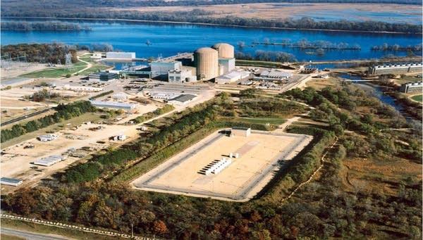 The Prairie Island power facility