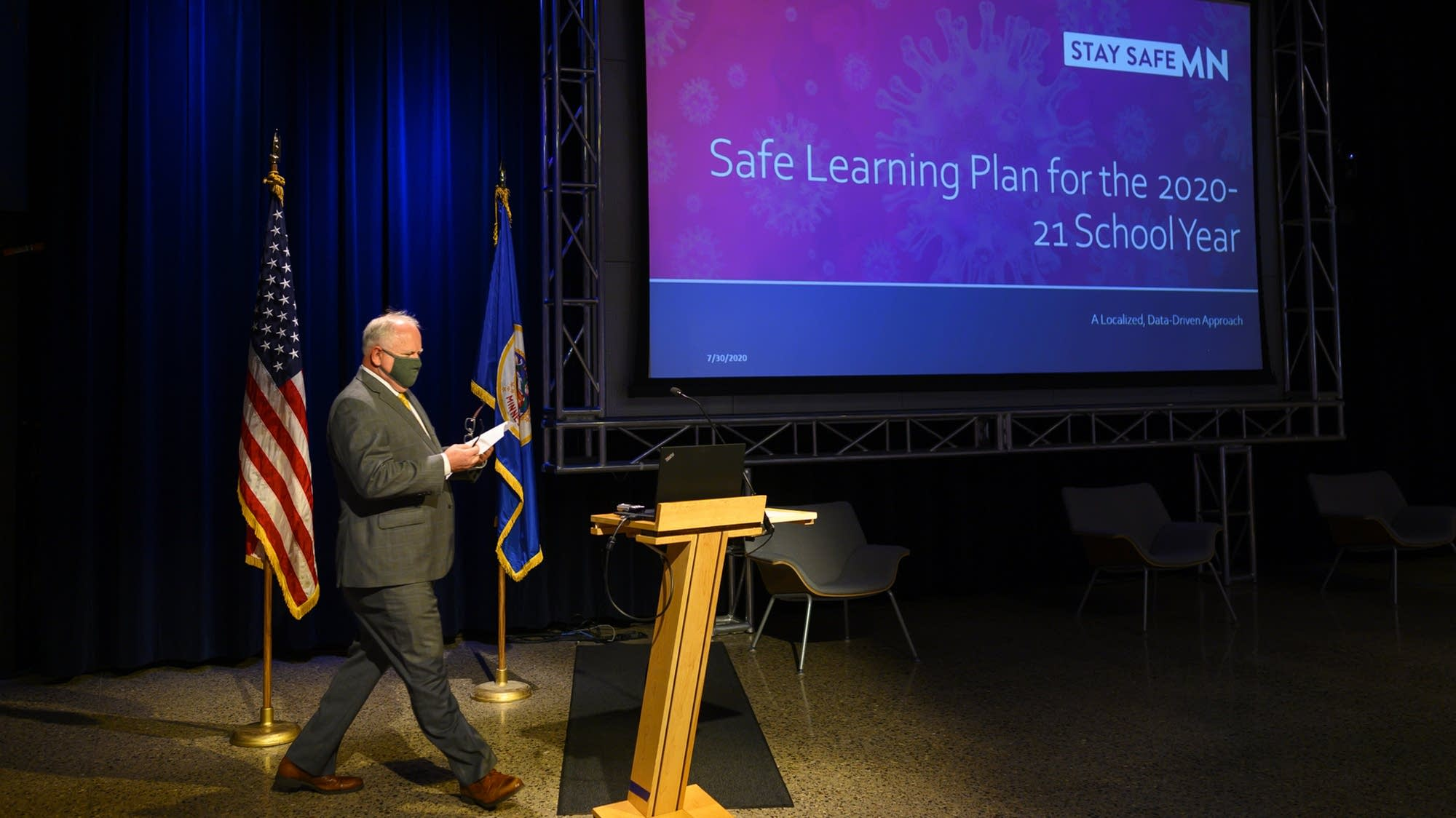 COVID-19 in MN: School guidance shifts with case counts