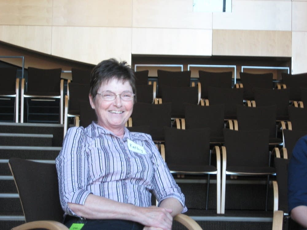 Kathy Goldsworthy