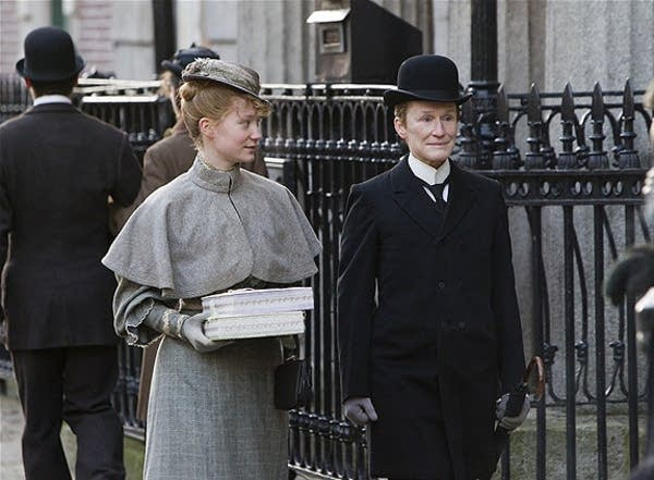 Close produced 'Albert Nobbs'