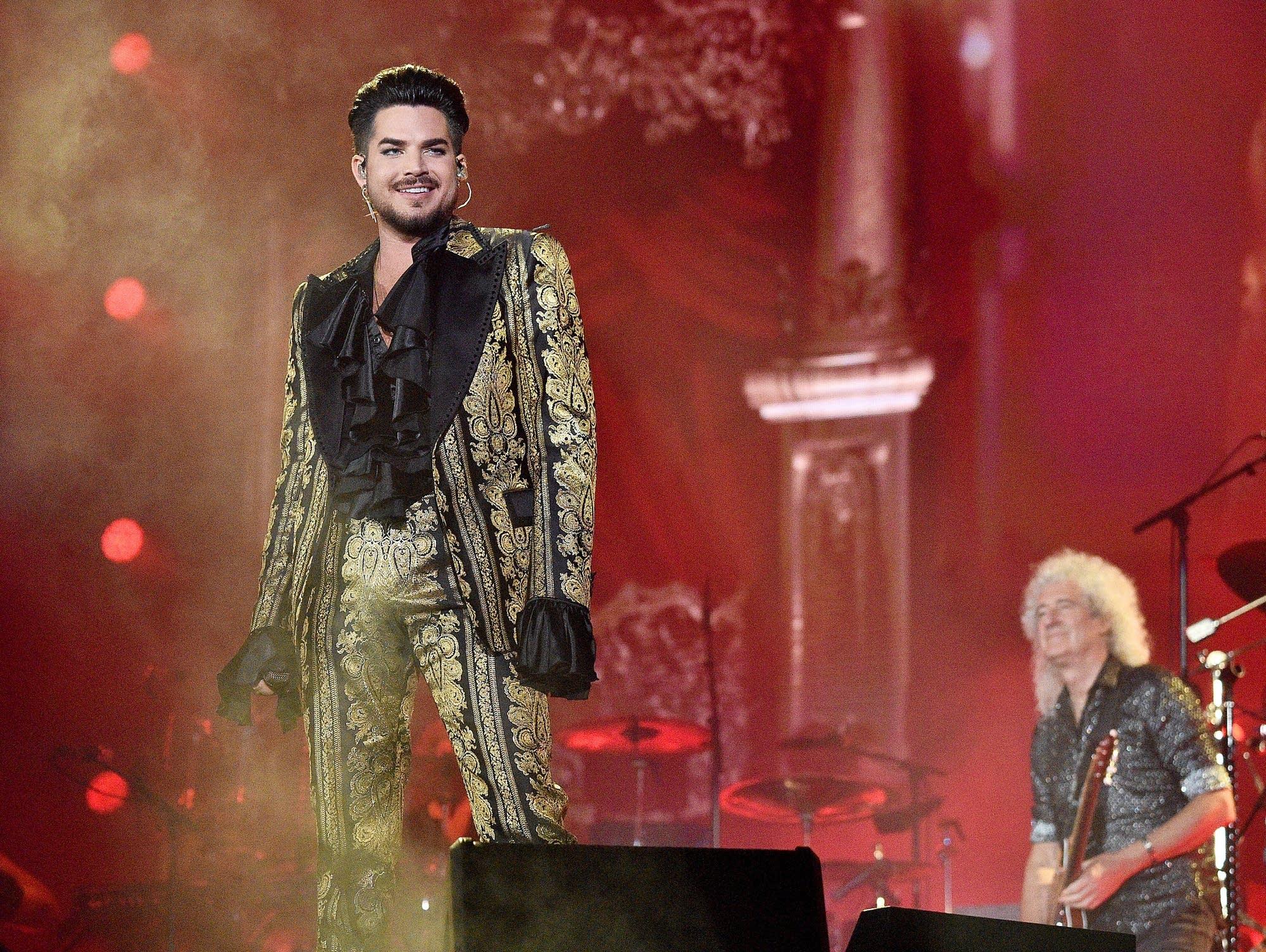 Adam Lambert for 2019 Global Citizen Festival