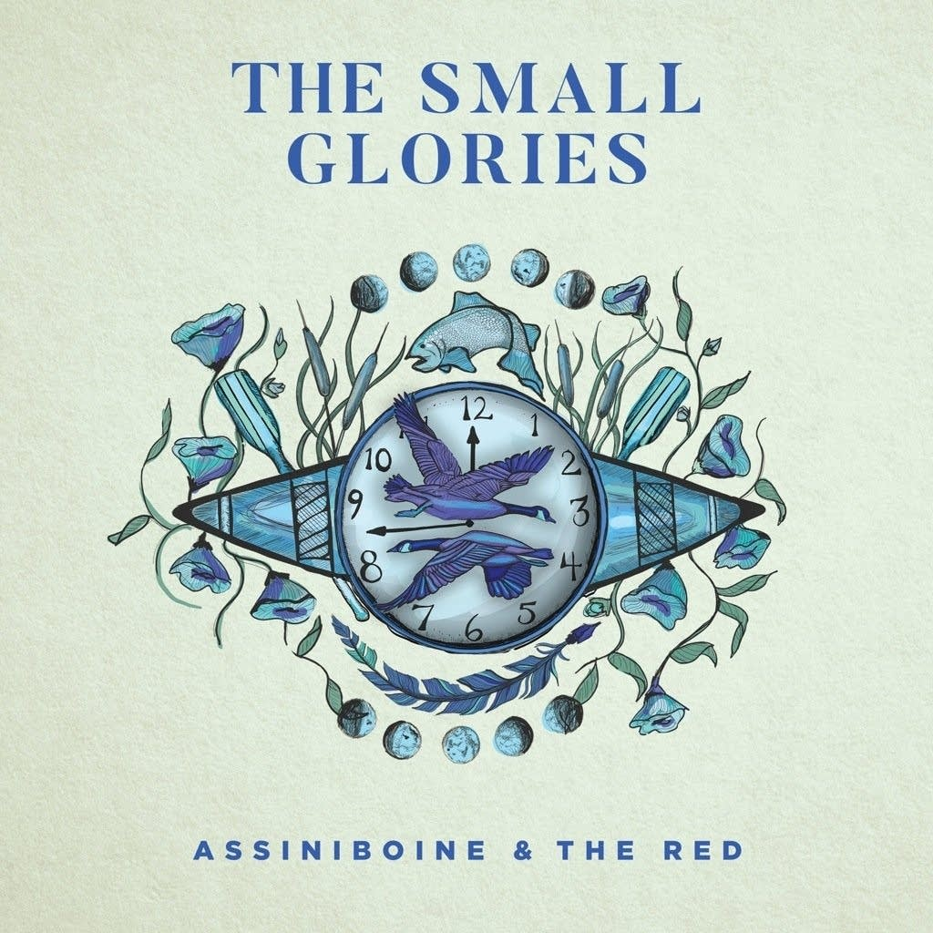 The Small Glories, 'Assiniboine & the Red'