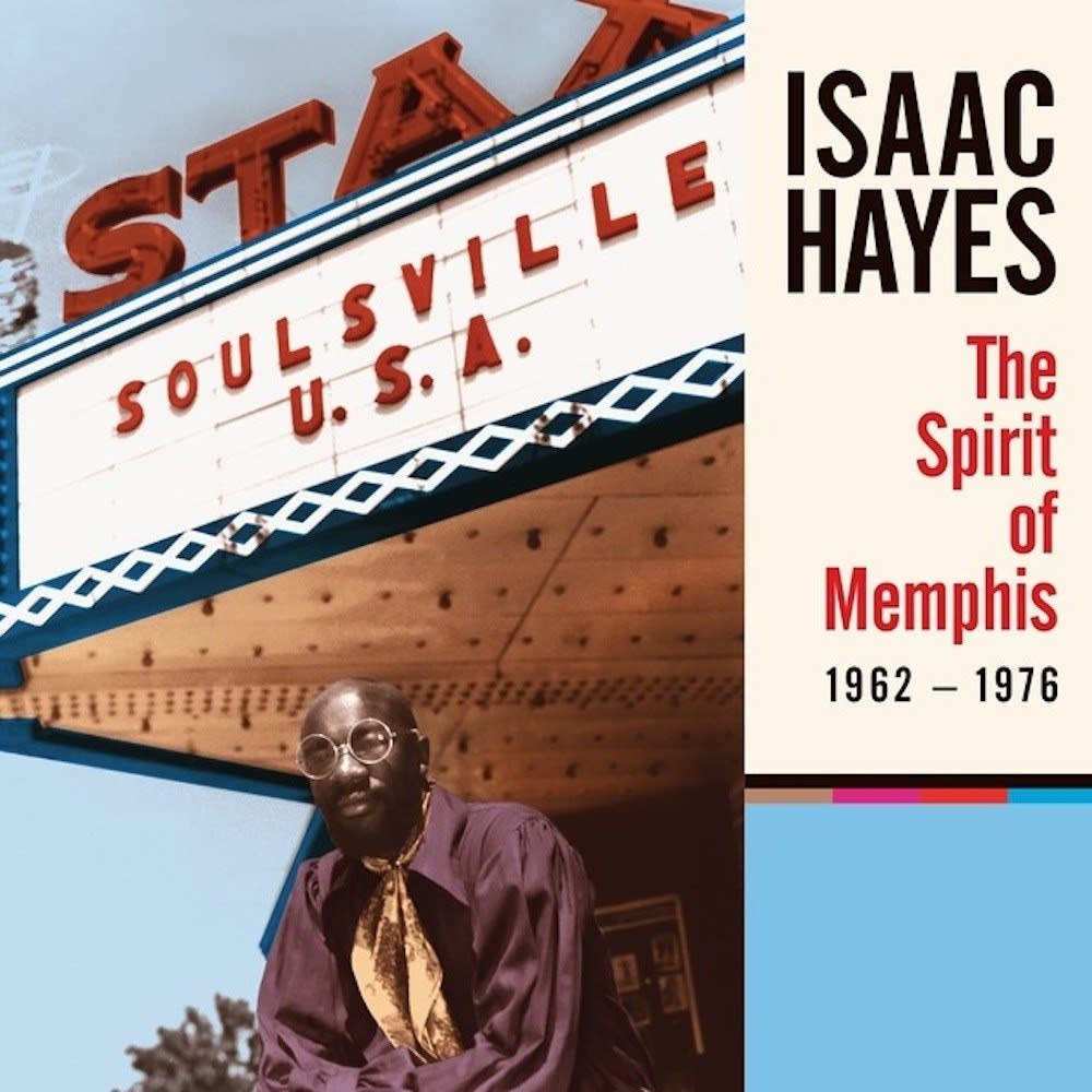 Isaac Hayes the Spirit of Memphis