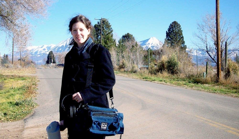 MPR reporter Sasha Aslanian