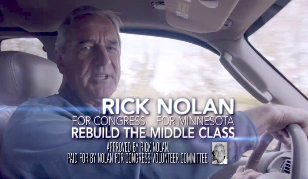 Rick Nolan ad