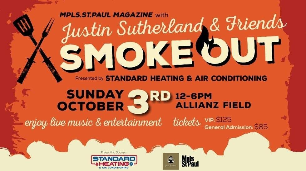 MSP Magazine Smoke Out event 2021