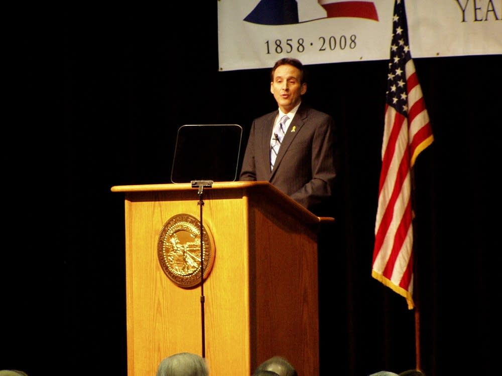 Gov. Tim Pawlenty's State of the State