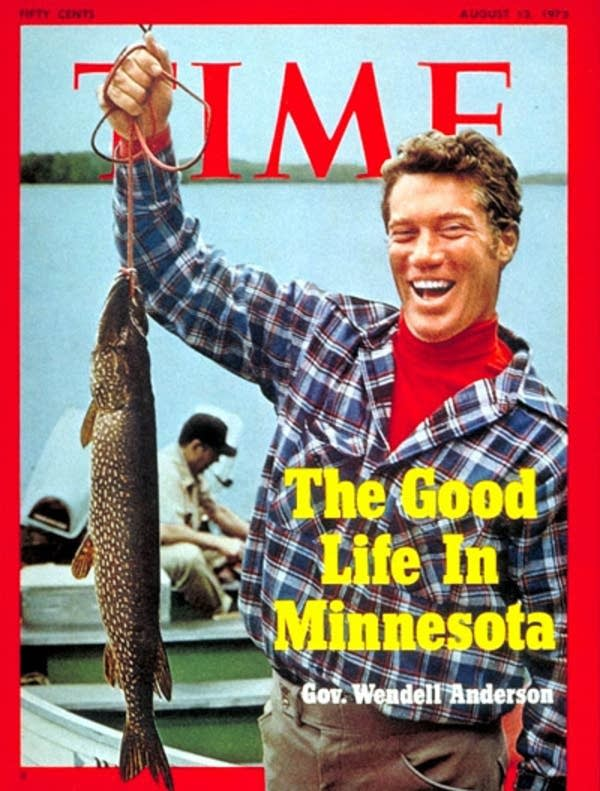 Wendell Anderson Time cover