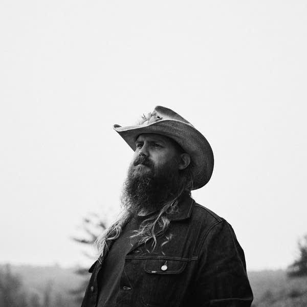 Chris Stapleton portrait