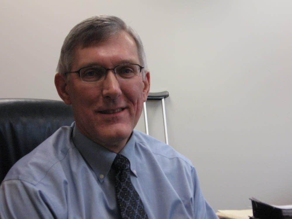 City Administrator Steve King