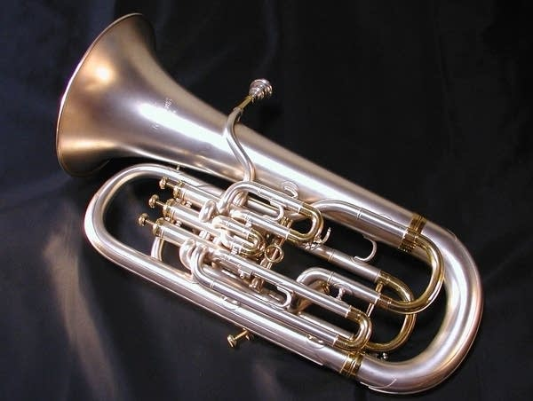 Euphonium BOOSEY & HAWKES 7674 Imperial Besson