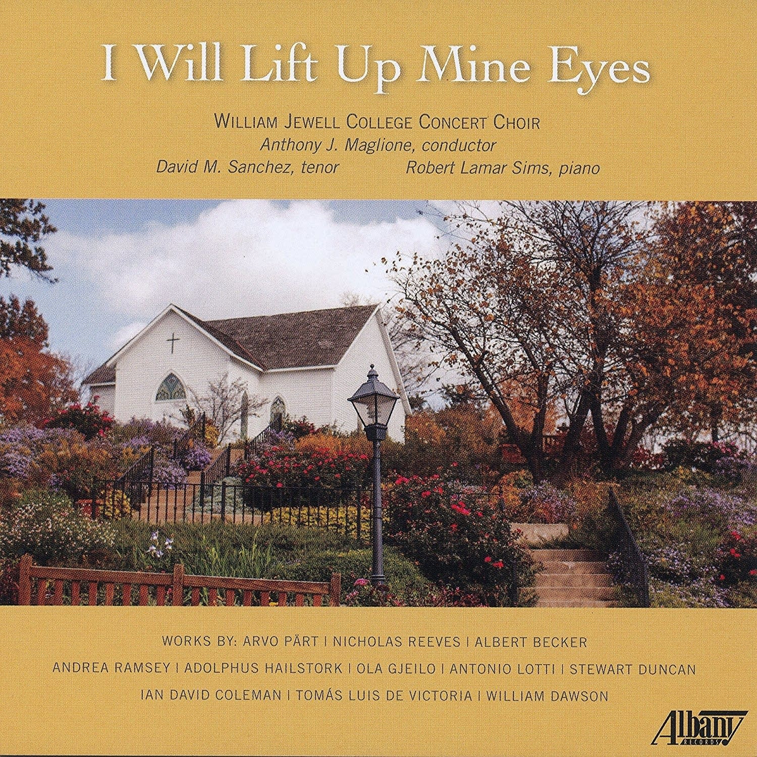 'I Will Lift Up Mine Eyes'