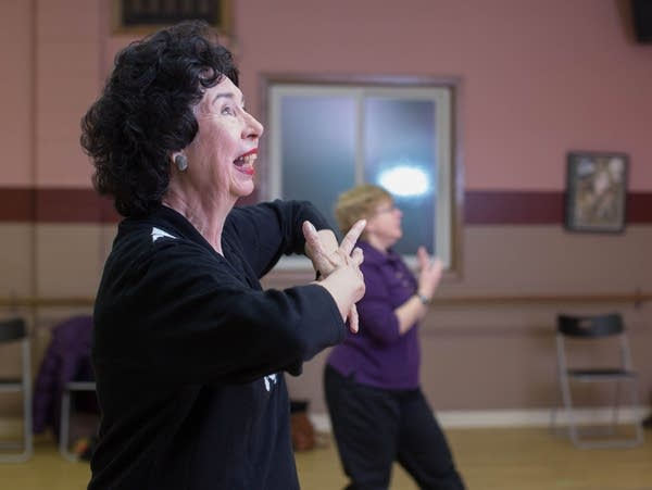 West St  Paul dance icon taps for 65 years and beyond | MPR News