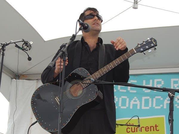 DeVotchka singer Nick Urata