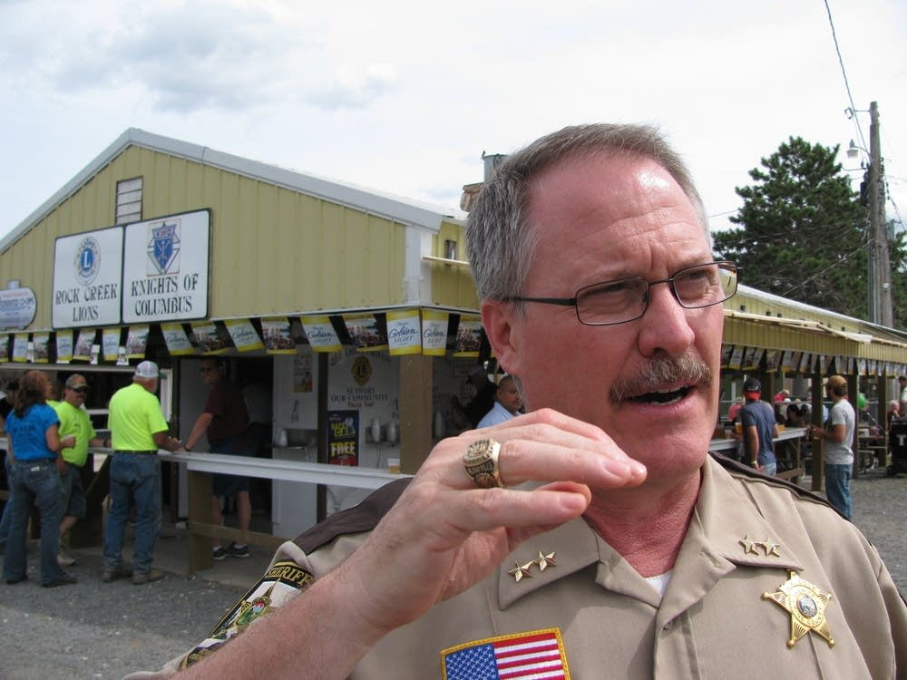 Pine County Sheriff Robin Cole