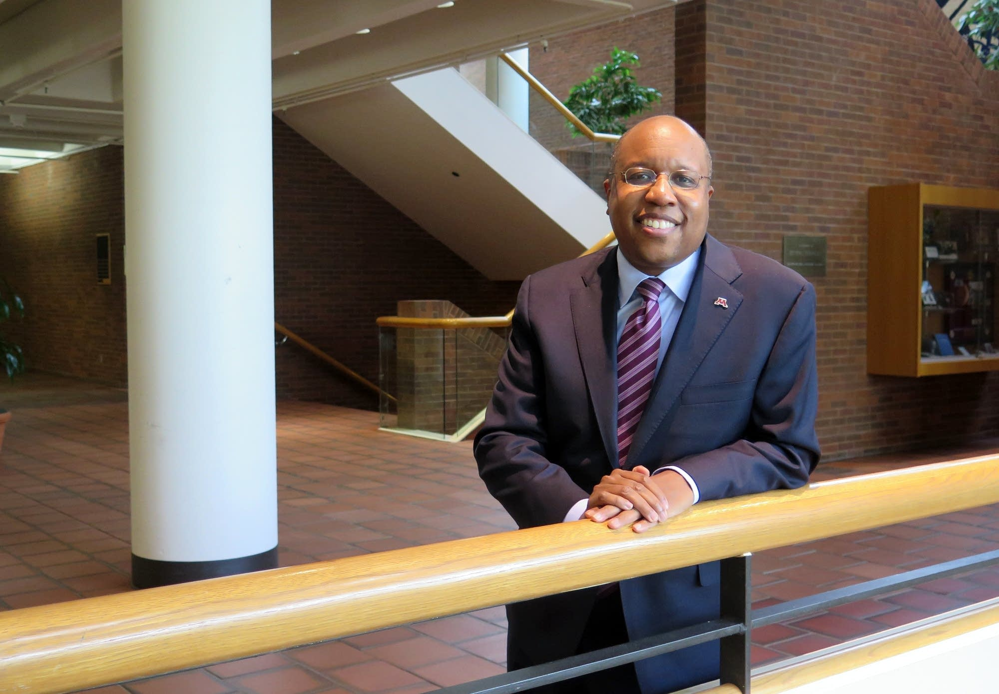 University of Minnesota Law School Dean Garry Jenkins