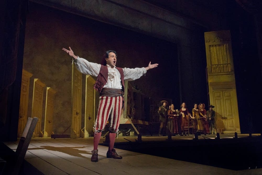 Rodion Pogossov as Figaro