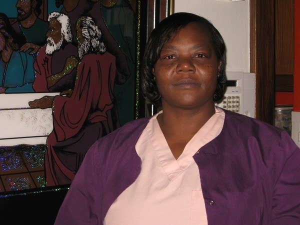Theresa Collier refinanced her home recently