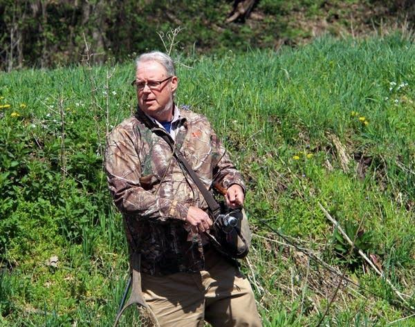 Geologist, environmental consultant Jeff Broberg