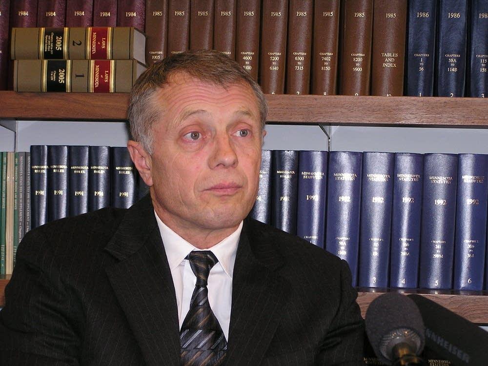 Rep. Steve Sviggum