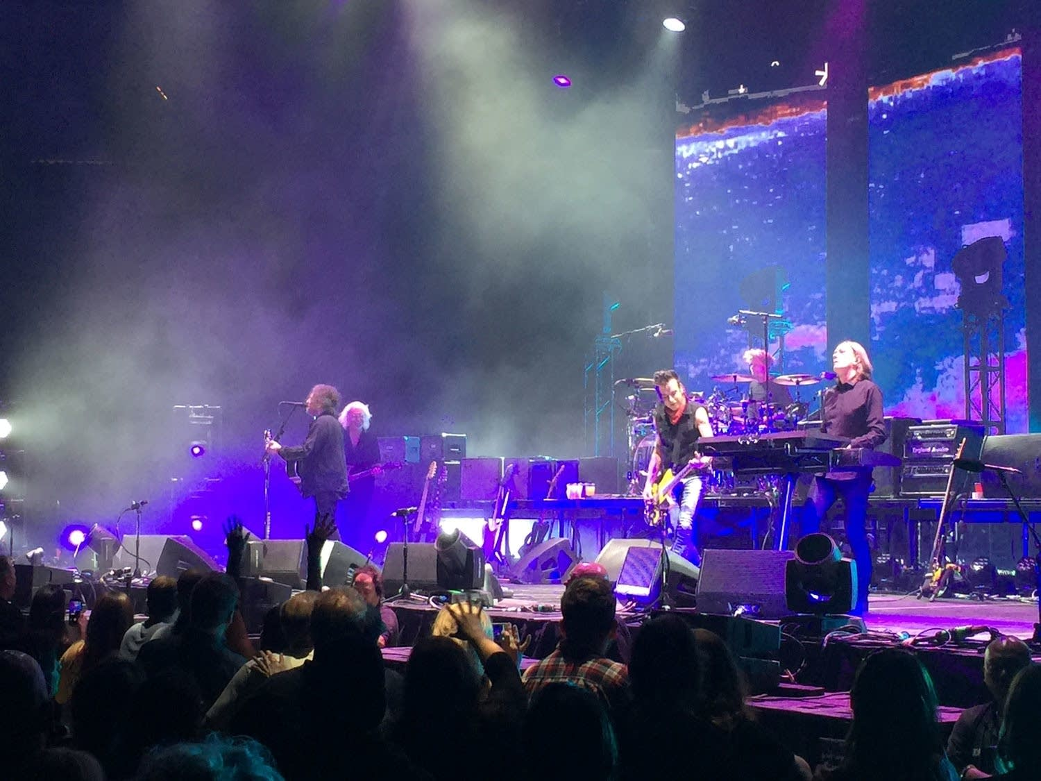 The Cure at Xcel Energy Center 4