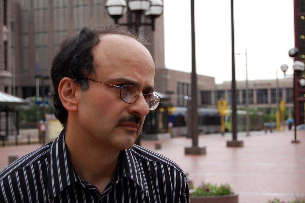 Organizer Parham Alaei