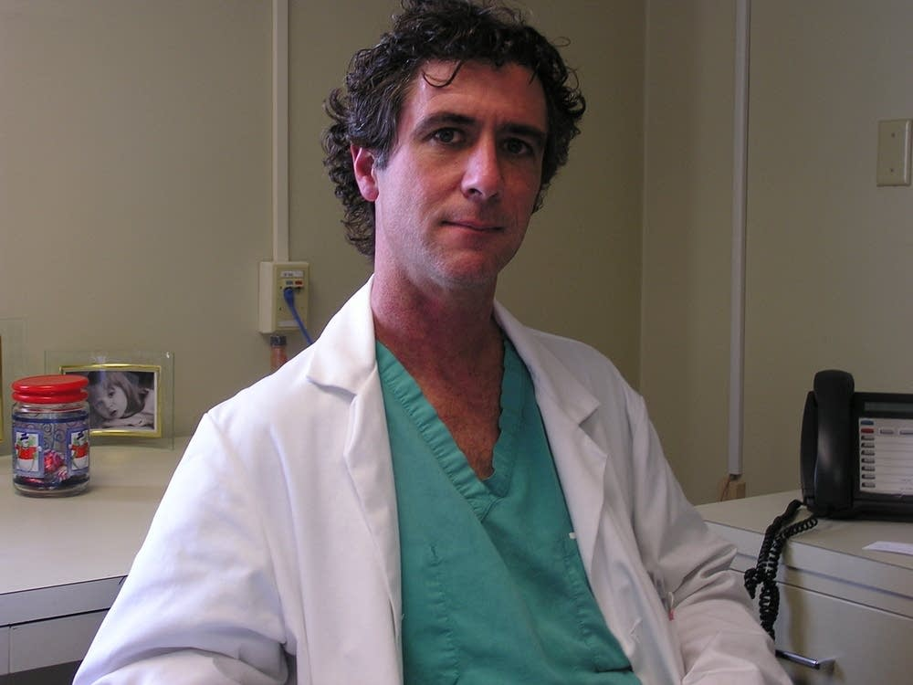 Knutson's doctor