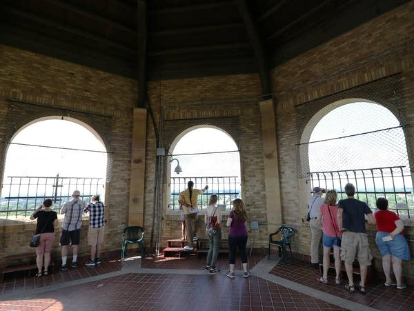 Highland Park Water Tower open house