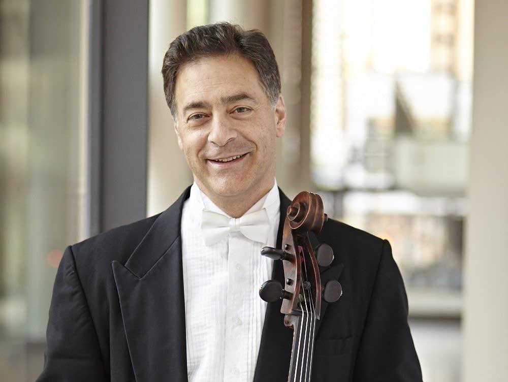 Anthony Ross, cello