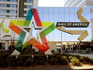 The Mall of America in Bloomington in November 2015