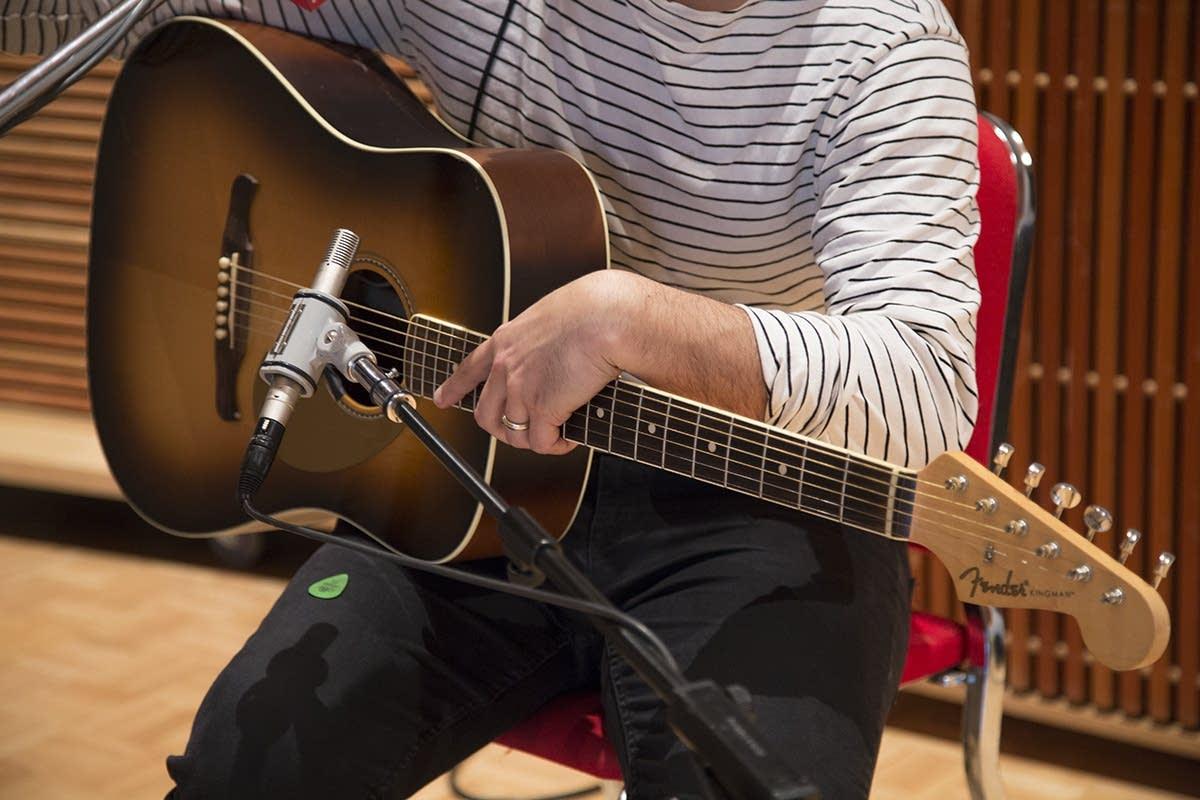 matt vasquez fender guitar