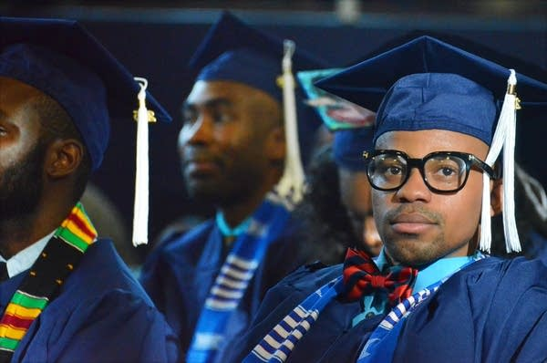 Lysious Ogolo: 'I didn't know what a historically black college was'