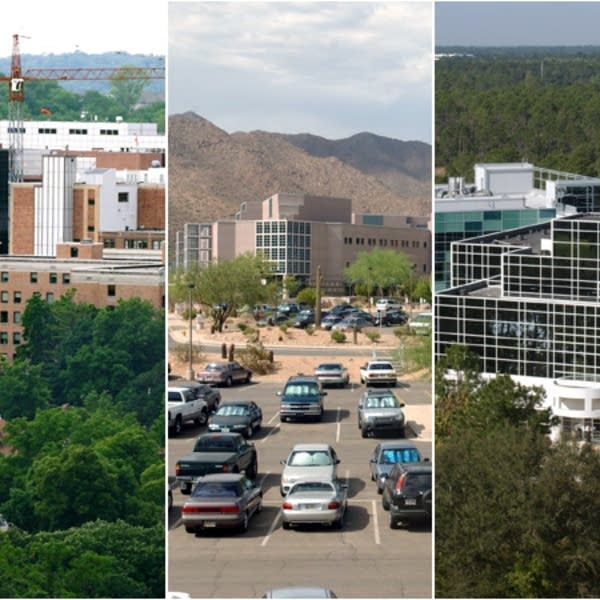 Growth continues at Mayo Clinic's three campuses   MPR News