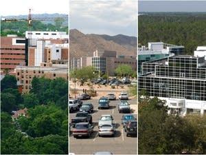 Mayo campuses
